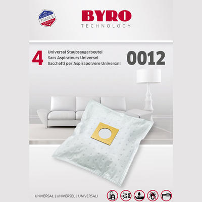 Byro Universal Staubsaugerbeutel 0012,