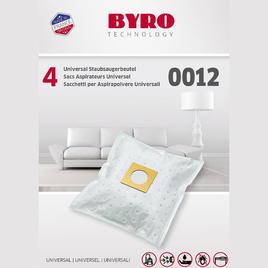 Byro Universal Staubsaugerbeutel 0012, 4Stk.