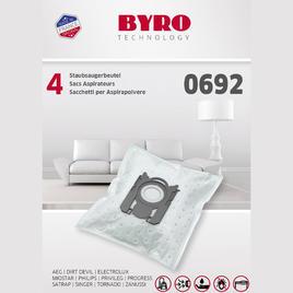 Byro Staubsaugerbeutel 0692, 4 Stk.