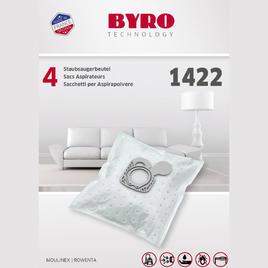 Byro Staubsaugerbeutel 1422, 4 Stk.