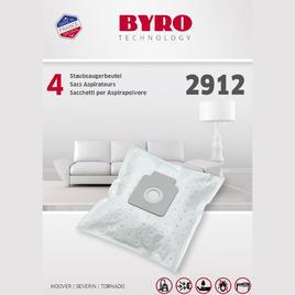 Byro Staubsaugerbeutel 2912, 4 Stk.
