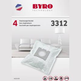 Byro Staubsaugerbeutel 3312, 4 Stk.